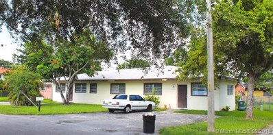 11920 NE 12th Ct, Biscayne Park, FL 33161 - MLS#: A10530827
