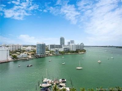 20 Island Ave UNIT 1415, Miami Beach, FL 33139 - MLS#: A10530836
