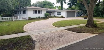 813 Garden Ct, Plantation, FL 33317 - MLS#: A10530856