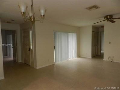 1309 Peppertree Trl UNIT D, Fort Pierce, FL 34950 - MLS#: A10530975