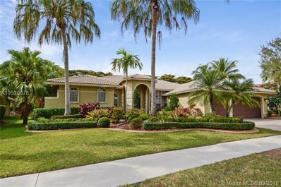 2505 Montclaire Cir, Weston, FL 33327 - MLS#: A10530978
