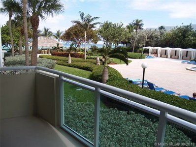 3001 S Ocean Dr UNIT 113, Hollywood, FL 33019 - MLS#: A10531100