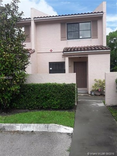 3207 NW 85th Ave, Coral Springs, FL 33065 - MLS#: A10531200