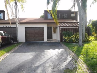 9949 SW 16th St, Pembroke Pines, FL 33025 - MLS#: A10531201