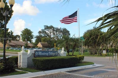 434 NE 210th Cir Ter UNIT 203-4A, Miami, FL 33179 - MLS#: A10531219
