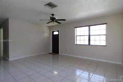 26212 SW 127th Pl, Homestead, FL 33032 - MLS#: A10531248