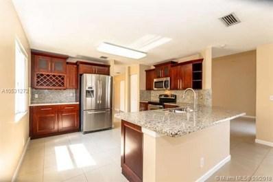 17375 SW 20th St, Miramar, FL 33029 - MLS#: A10531272