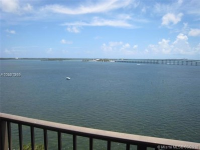 1450 Brickell Bay Dr UNIT 1501, Miami, FL 33131 - MLS#: A10531369