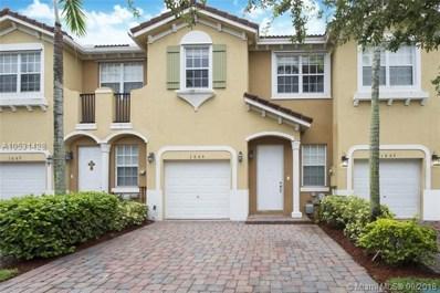1055 NE 30th Ave UNIT 1055, Homestead, FL 33033 - MLS#: A10531428