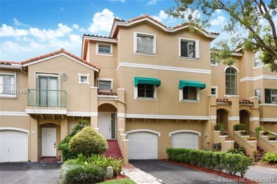 1440 NW 126th Ave UNIT 1440, Sunrise, FL 33323 - MLS#: A10531490
