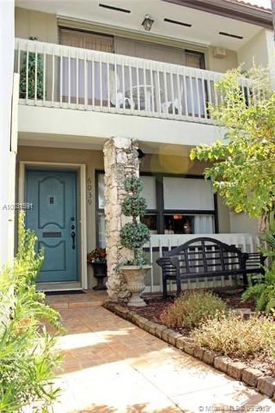 6039 Bayview Dr UNIT 6039, Fort Lauderdale, FL 33308 - MLS#: A10531591