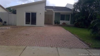 6140 SW 4th St, Margate, FL 33068 - MLS#: A10531610