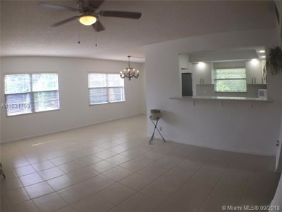 101 SW 132nd Way UNIT 301J, Pembroke Pines, FL 33027 - MLS#: A10531799