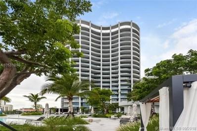 2821 S Bayshore Drive UNIT 14D, Miami, FL 33133 - MLS#: A10531810