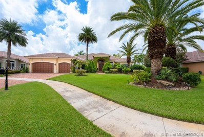 14854 SW 40th St, Davie, FL 33331 - MLS#: A10531827