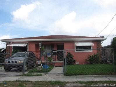 1321 NW 72nd St, Miami, FL 33147 - MLS#: A10531862