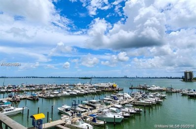 555 NE 15th St UNIT 507, Miami, FL 33132 - MLS#: A10531984