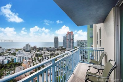 90 Alton Rd UNIT 2911, Miami Beach, FL 33139 - MLS#: A10532003
