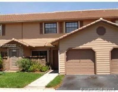 9007 Vineyard Lake Dr UNIT 9007, Plantation, FL 33324 - MLS#: A10532028