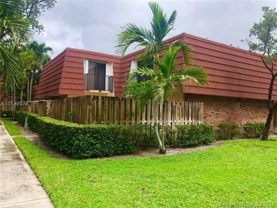 9950 NW 6th Ct UNIT 9950, Plantation, FL 33324 - MLS#: A10532078