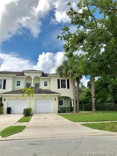 4303 Emerald Vis, Lake Worth, FL 33461 - MLS#: A10532127