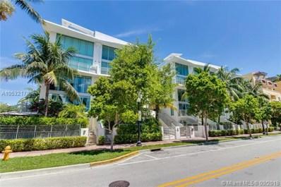 245 Michigan Ave UNIT LP-4, Miami Beach, FL 33139 - MLS#: A10532178