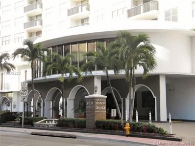 6039 Collins Ave UNIT 503, Miami Beach, FL 33140 - MLS#: A10532223