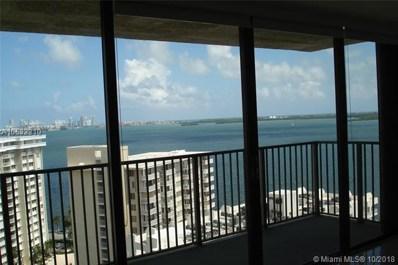 1450 Brickell Bay Dr UNIT 1914, Miami, FL 33131 - MLS#: A10532310