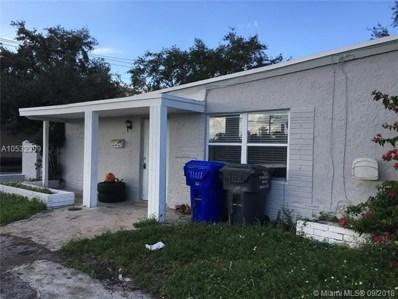 6645 Sheridan St, Hollywood, FL 33024 - MLS#: A10532399