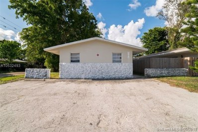 1101 NE 15th St, Fort Lauderdale, FL 33304 - MLS#: A10532493