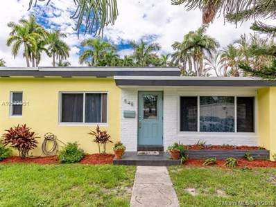548 East Dr, Miami Springs, FL 33166 - MLS#: A10532651