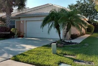 12846 Hampton Lakes Cir, Boynton Beach, FL 33436 - MLS#: A10532686