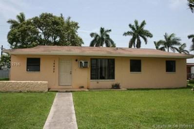 14425 SW 107th Ct, Miami, FL 33176 - MLS#: A10532766