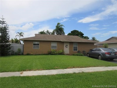 8130 SW 6th Ct, North Lauderdale, FL 33068 - MLS#: A10532815