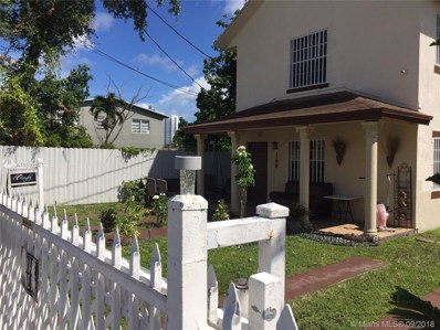 160 NW 27th St, Miami, FL 33127 - MLS#: A10532821