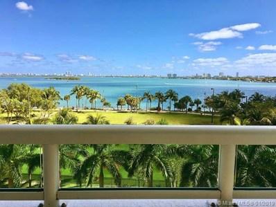 1800 N Bayshore Dr UNIT 503, Miami, FL 33132 - MLS#: A10532902