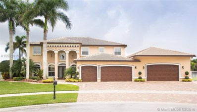 4760 Sunkist Way, Cooper City, FL 33330 - MLS#: A10532916