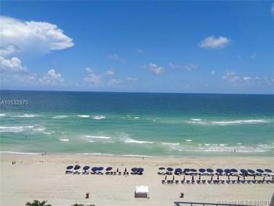 17121 Collins Ave UNIT 1503, Sunny Isles Beach, FL 33160 - MLS#: A10532970