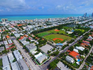 1455 Michigan Ave UNIT 6, Miami Beach, FL 33139 - #: A10533021