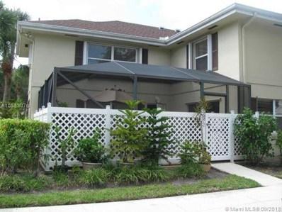 33 Clinton Ct UNIT A, Royal Palm Beach, FL 33411 - MLS#: A10533076
