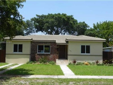 165 Whitethorn Dr, Miami Springs, FL 33166 - #: A10533161