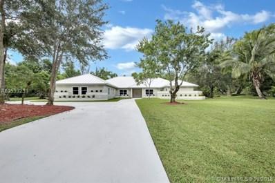 8826 S Wendy Ln S, West Palm Beach, FL 33411 - #: A10533231