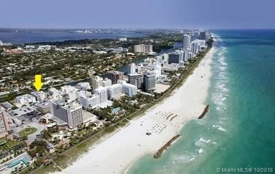 2939 Indian Creek Dr UNIT 307, Miami Beach, FL 33140 - MLS#: A10533236
