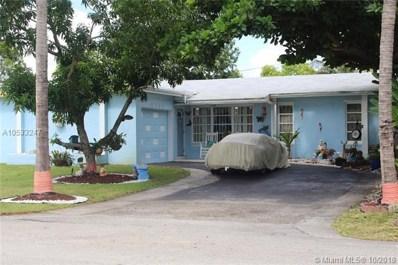 8755 N Bermuda Dr, Miramar, FL 33025 - MLS#: A10533247