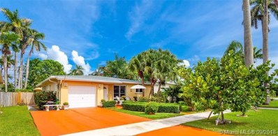 1015 N 14th Ave, Hollywood, FL 33020 - MLS#: A10533260