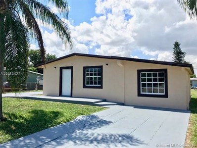 1529 NW 19th Ave, Fort Lauderdale, FL 33311 - MLS#: A10533427
