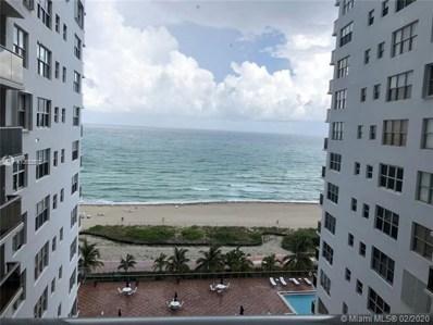 6039 Collins UNIT 1119, Miami Beach, FL 33140 - MLS#: A10533532