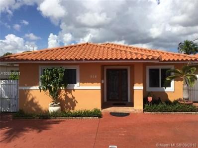 528 NW 59 Av, Miami, FL 33126 - #: A10533591