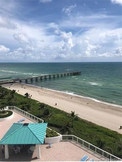 16445 Collins Ave UNIT 926, Sunny Isles Beach, FL 33160 - MLS#: A10533634