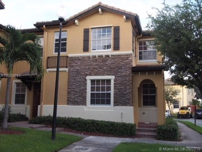 9219 SW 227th St UNIT 13, Cutler Bay, FL 33190 - #: A10533691